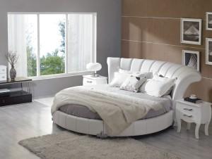 КроватьКруглая Элегия - 5