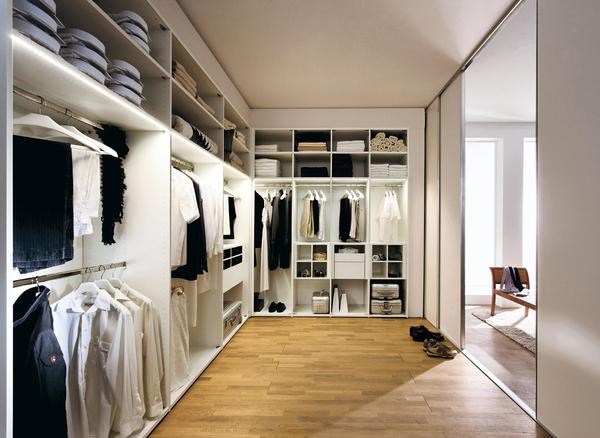Квартира с гардеробной комнатой купить