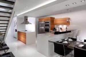 кухня в минимализме